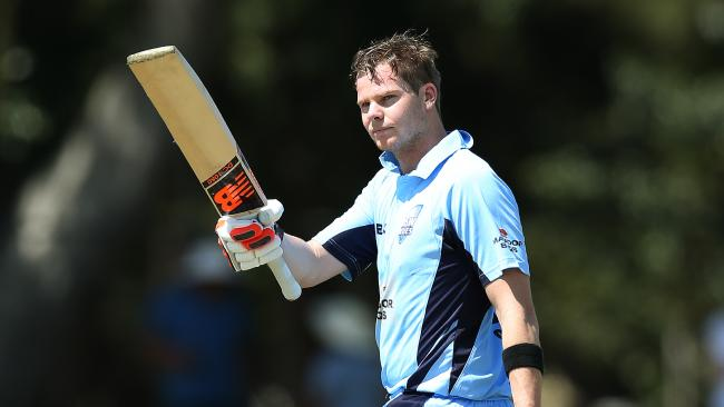 NSW Captain - Steve Smith image source - News Corp
