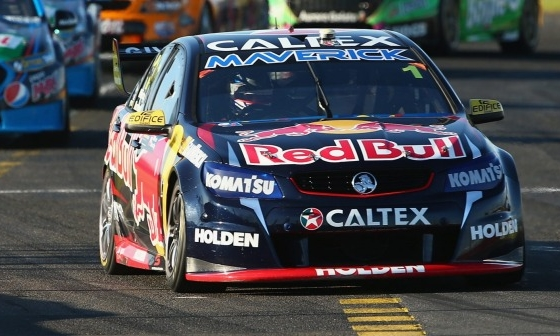 Can six-time series champion Jamie Whincup make amends for last year's final lap heart-break. image source - SMH