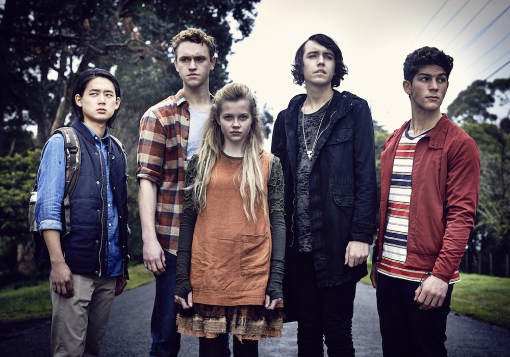 Nowhere Boys: The Book of Shadows.  image - supplied/ABCTV