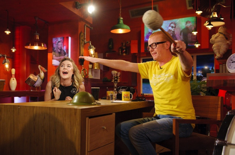 Chris Evans hosts TFI Friday on ABC2  image - supplied/ABC