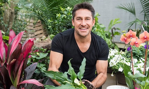 Jamie Durie  image - supplied/Foxtel