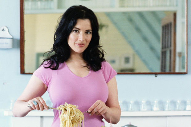 Nigella Lawson image source - BBC