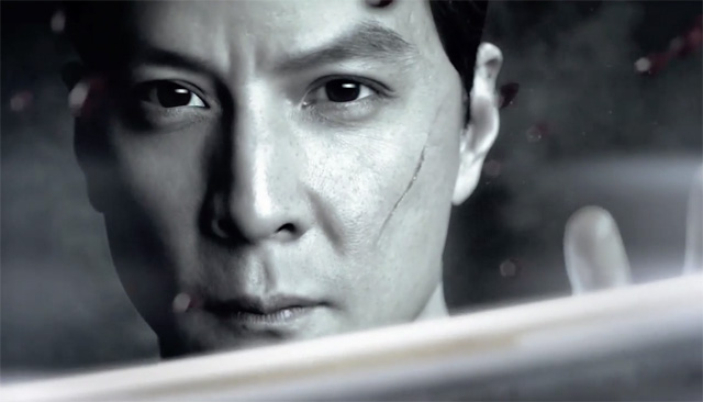 Daniel Wu stars in Into The Badlands image source - AMC