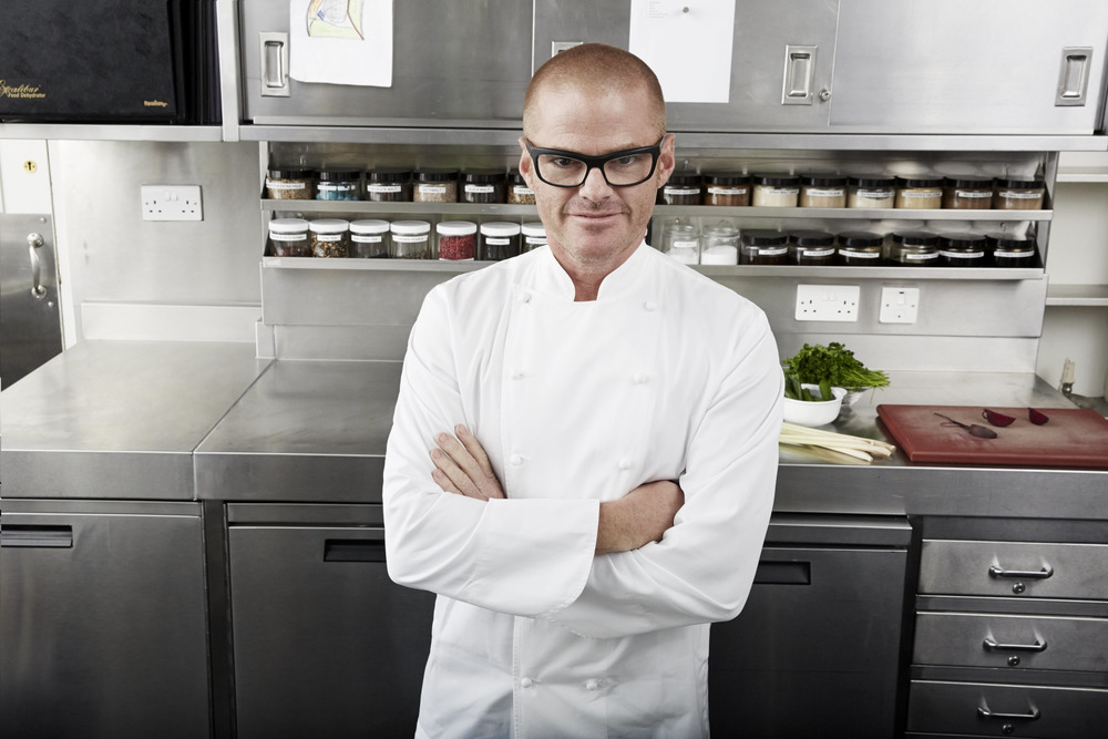 Inside Heston's World Image - SBS