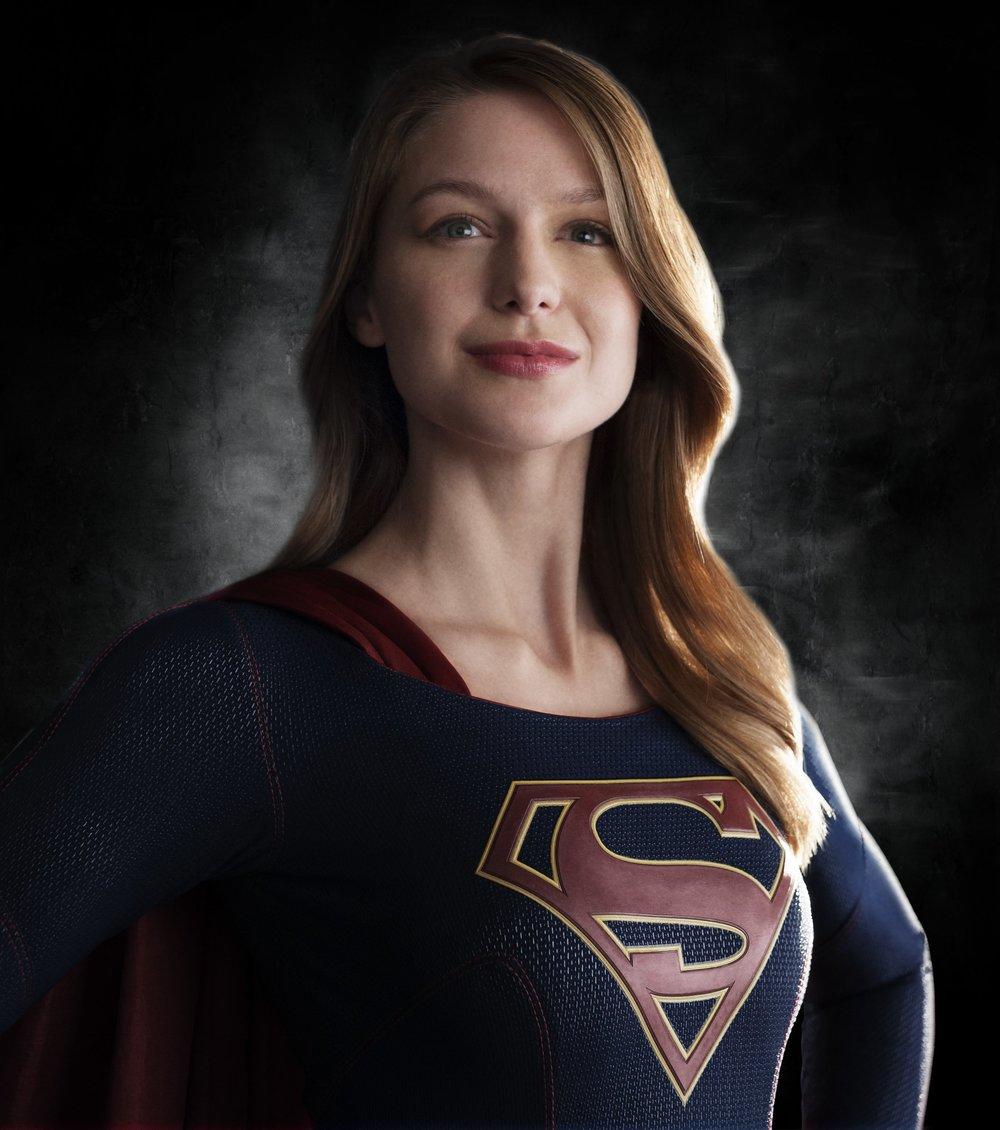 Melissa Benoist is Supergirl Image - Foxtel