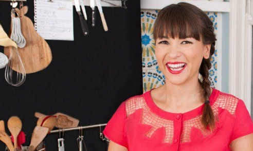 Rachel Khoo  image - supplied/SBS