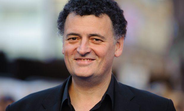 Sherlock co-creator Steven Moffat. image source - BBC