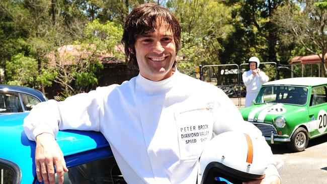 Matt Le Nevez is Peter Brock Image - Ten