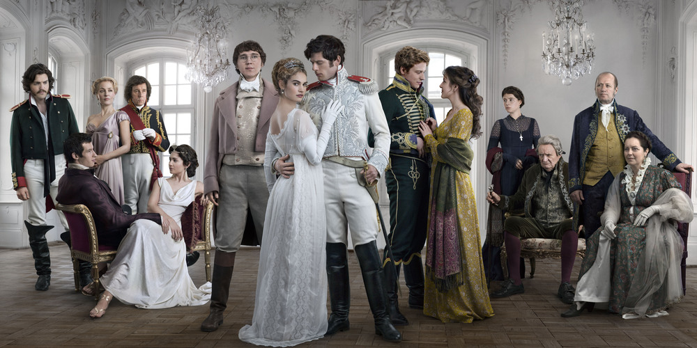 War and Peace  image - supplied/BBC WorldwideAUS