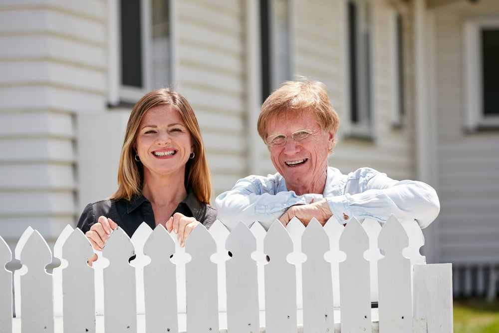 Julia Zemiro and Kerry O'Brien  Image - ABC