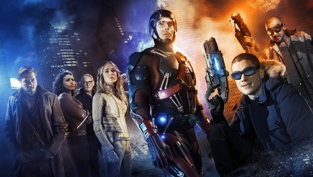 DC's Legends of Tomorrow Image - Foxtel