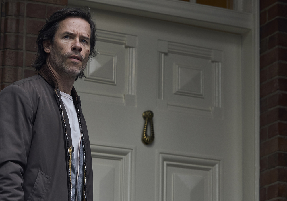 Guy Pearce is Jack Irish Image - ABC