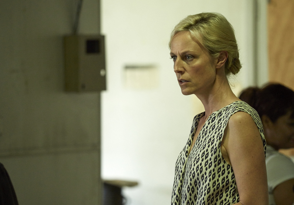 Marta Dusseldorp is Linda Hillier Image - ABC