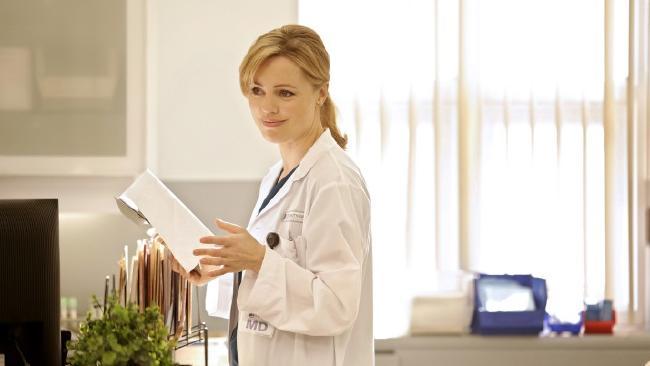 Melissa George as Dr. Alex Panttiere image source - NBC
