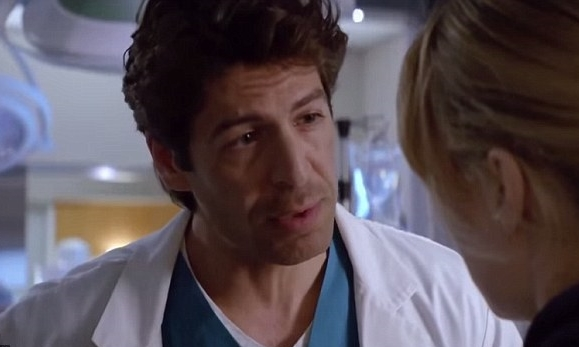 Don Hany in Heartbeat image source - NBC