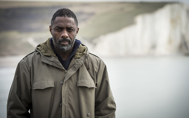 Idris Elba image source - BBC