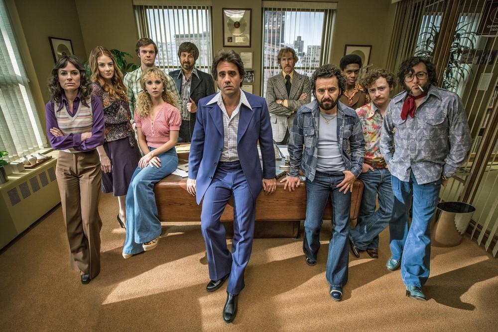 Vinyl cast  Image - HBO