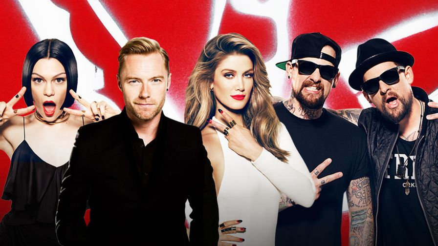 Ronan Keating joins The Voice Australia Image - Nine