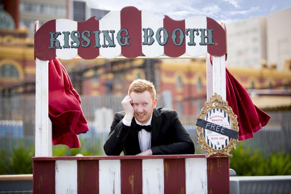 Luke McGregor image - supplied/ABCTV