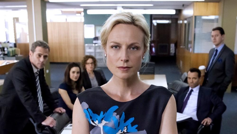 Marta Dusseldorp as Janet King image - supplied/ABCTV