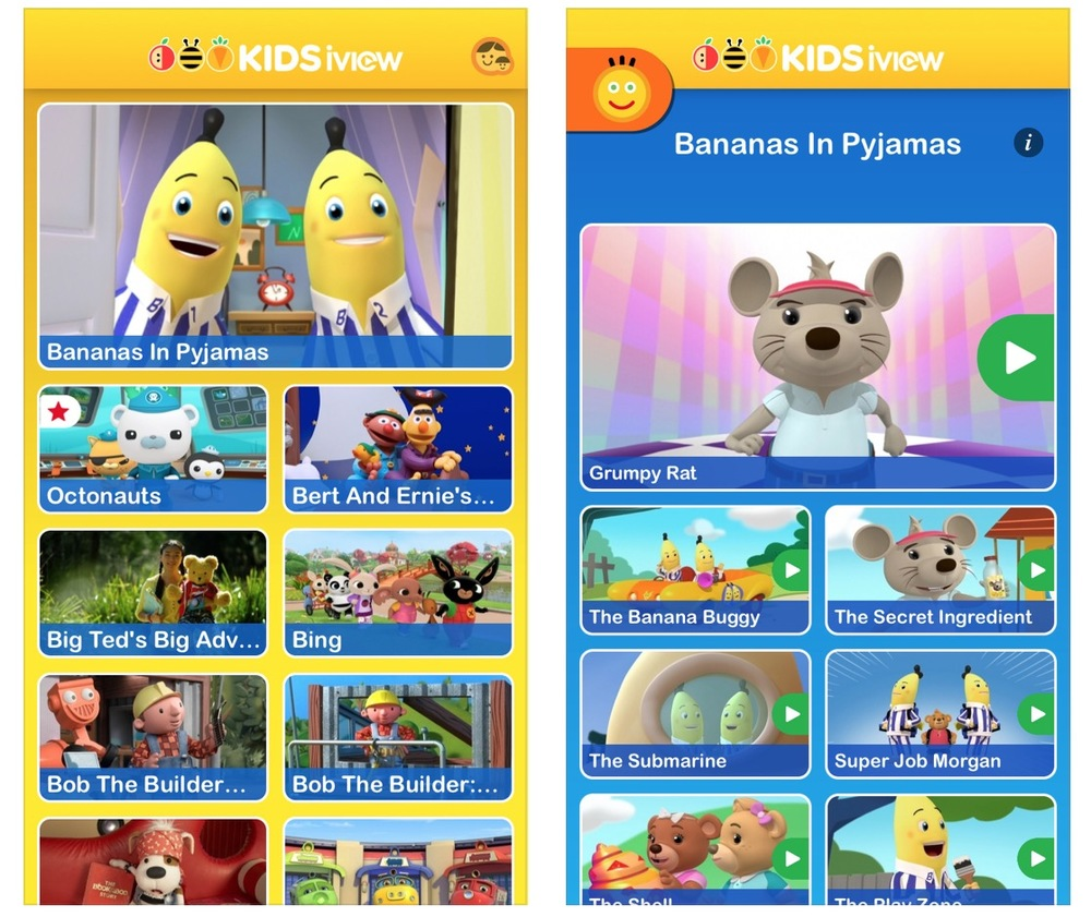 ABC KIDS iview & ABC KIDS Play apps celebrate one million ...