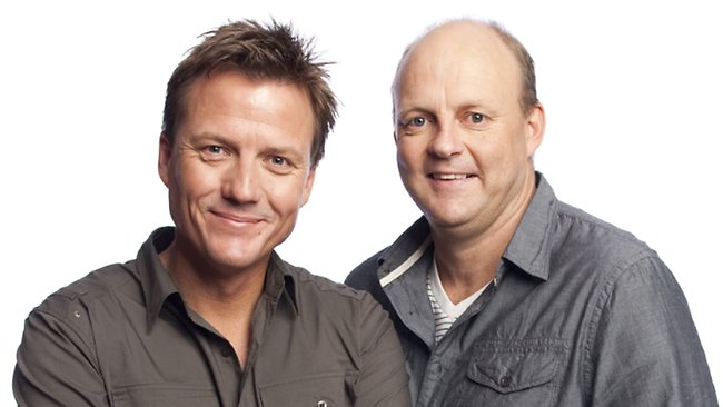 James Brayshaw and Billy Brownless image source - NewsCorp