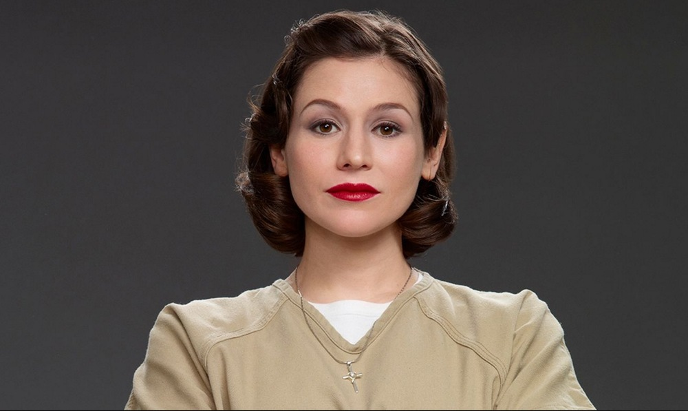 Yael Stone to star in new SBS drama Deep Water image source - Netflix