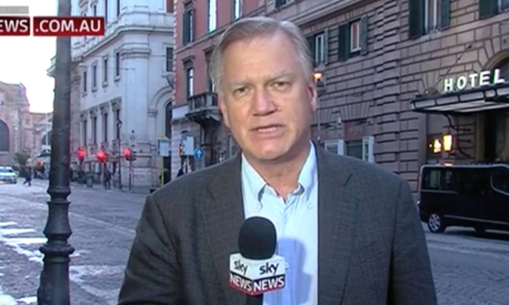 Andrew Bolt joins Sky News image - Sky News