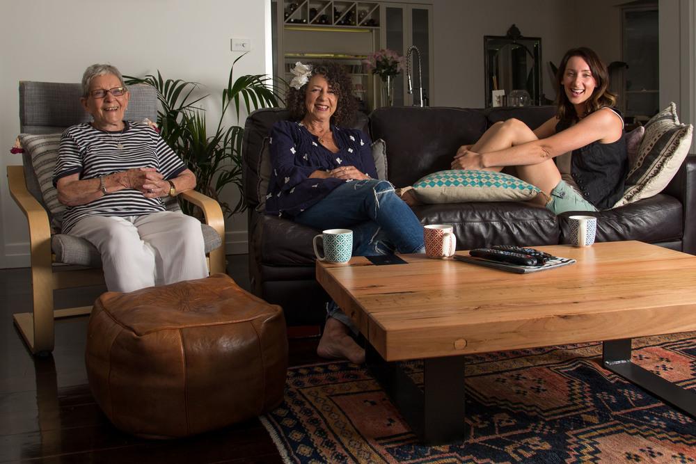 Welcome The Silbery Family to Gogglebox Australia! Image - Lifestyle/Ten