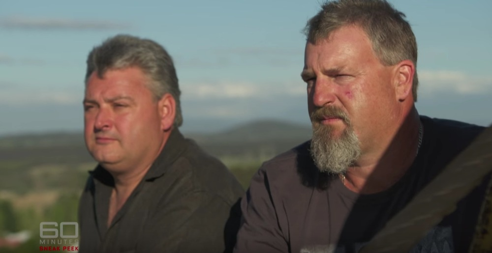 Brant Webb and Todd Russell image source - Nine Network