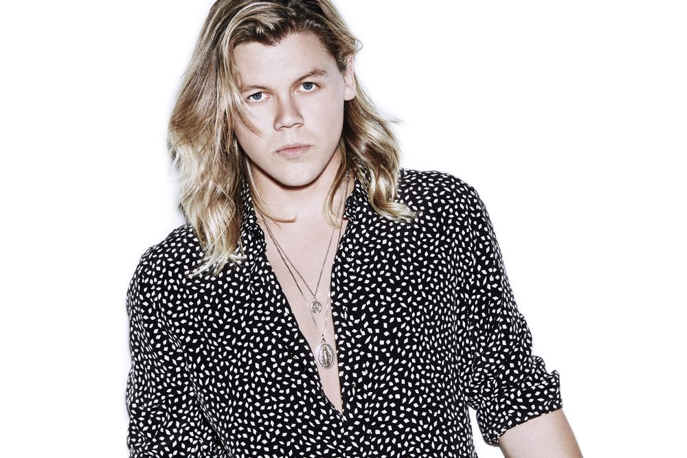 Conrad Sewell image - supplied/TV Week