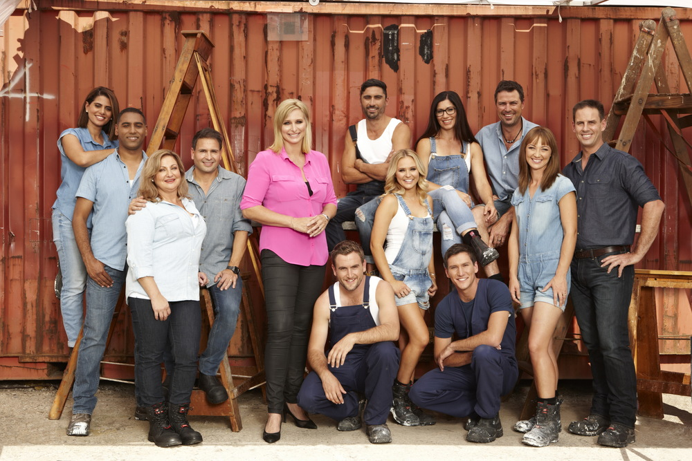 House Rules S04 cast Image - Seven