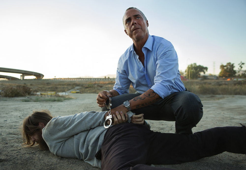 Titus Welliver is Detective Harry BOSCH Image - SBS