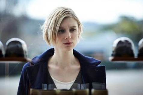 Elizabeth Debicki stars in The Kettering Incident  image - supplied/Foxtel