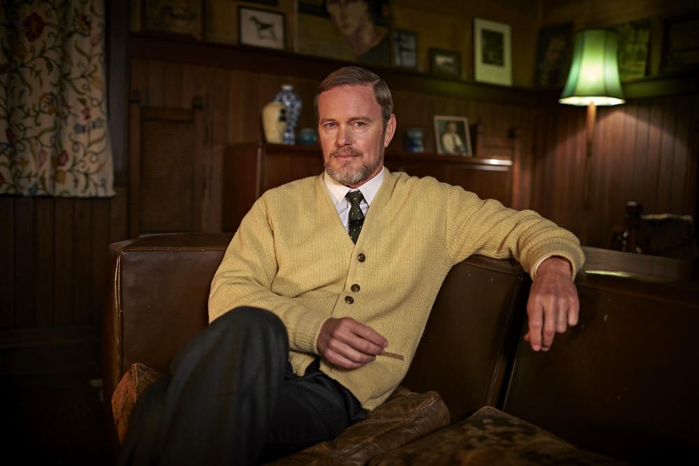 Craig McLachlan returns as Dr Lucien Blake  Image - ABC