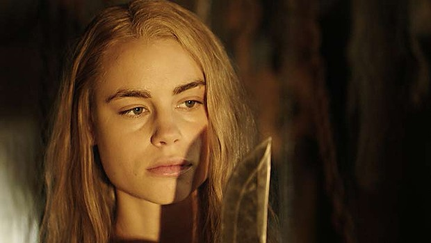 Lucy Fry image - supplied/Stan