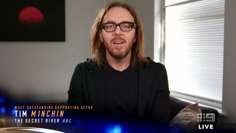 Tim Minchin  Image - Nine