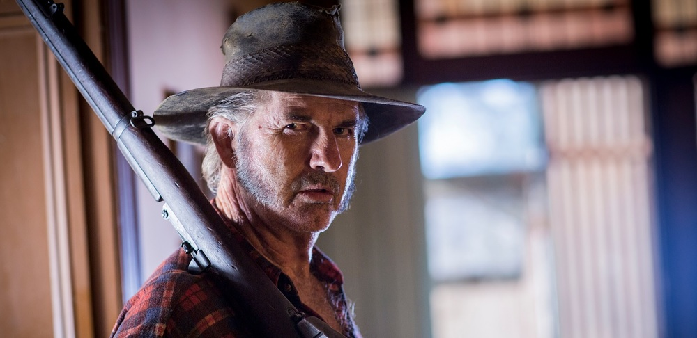 John Jarratt returns as Mick Taylor in Wolf Creek  image source - Stan