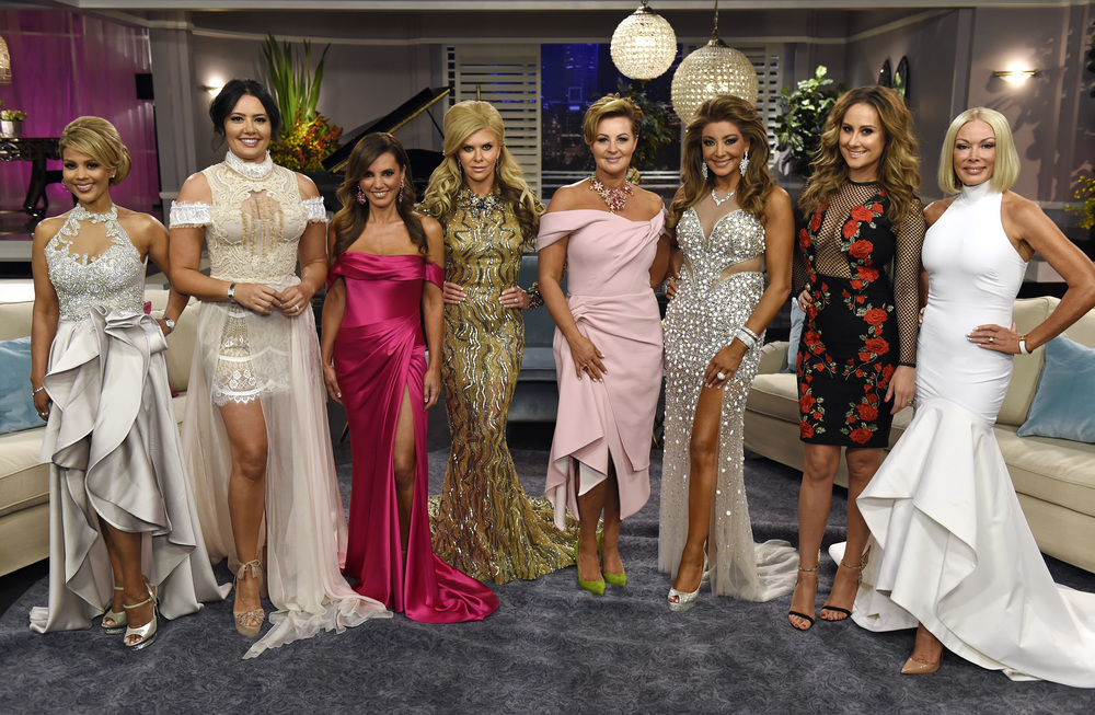 "The ""Housewives"" (Image - Foxtel)"
