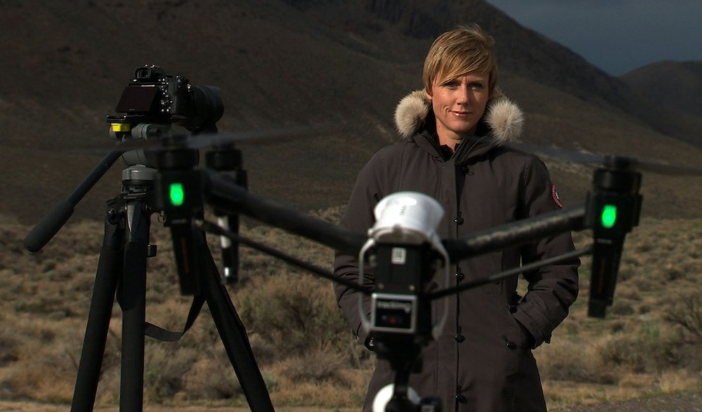Zoe Daniel image - supplied/ABCTV
