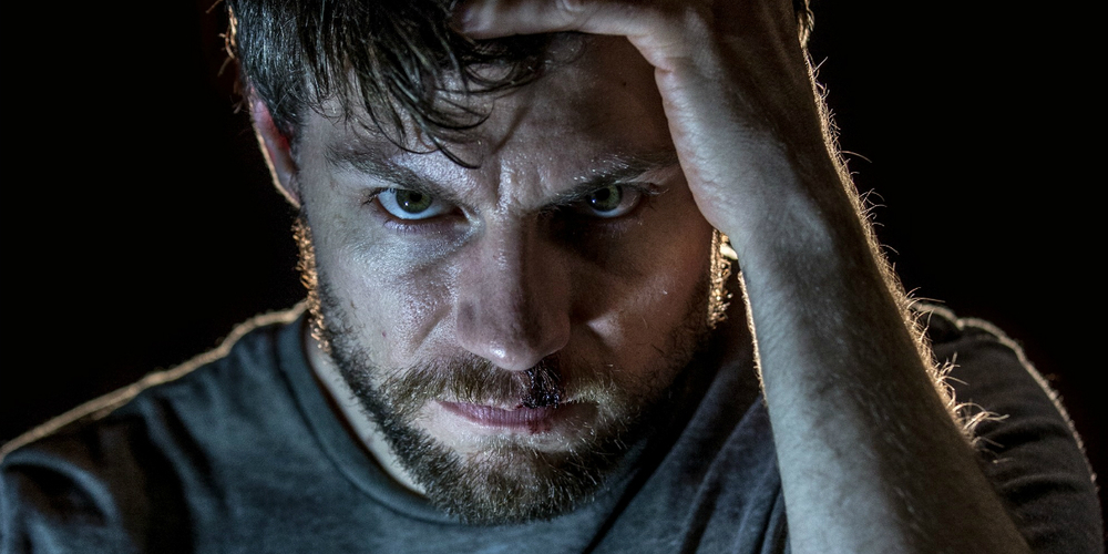 Patrick Fugit stars in Outcast image source - FX