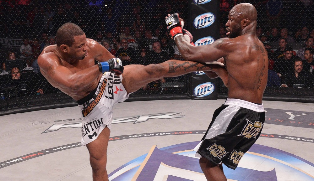 Bellator MMA is a key part of the Spike lineup