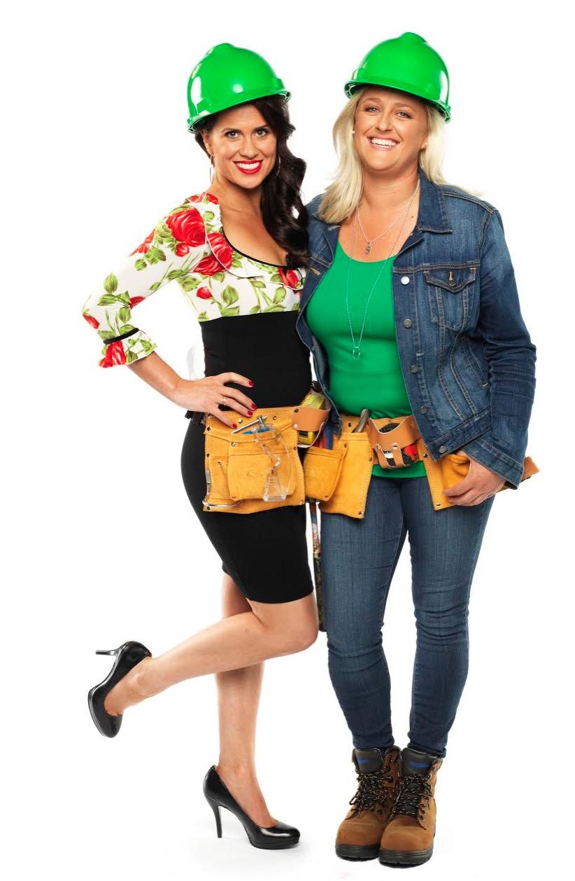 Julia and Sasha image source - Nine Network