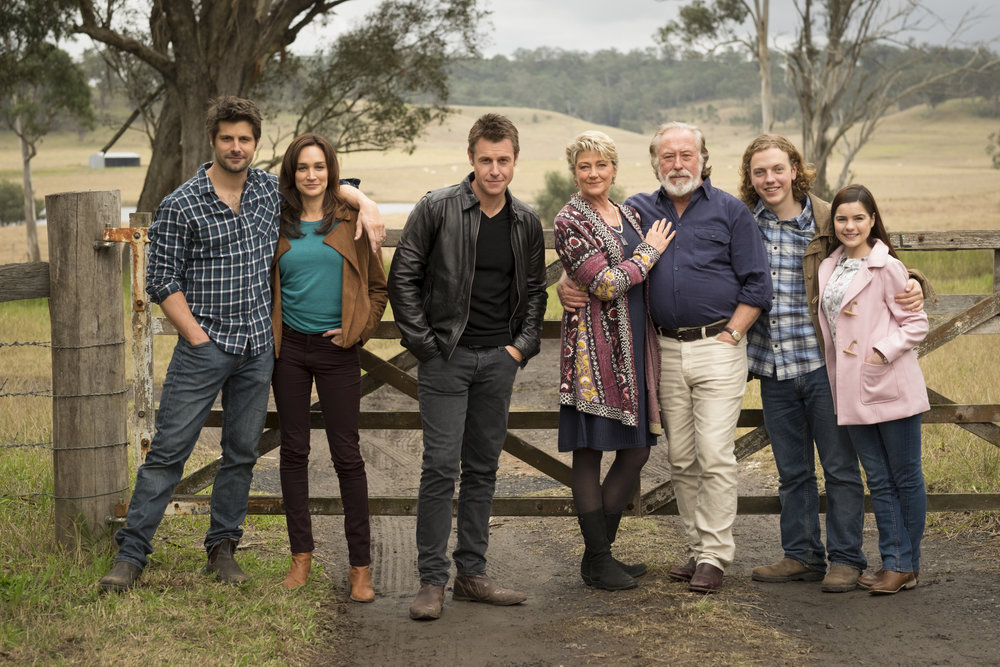 The cast of Doctor Doctor Image - Nine