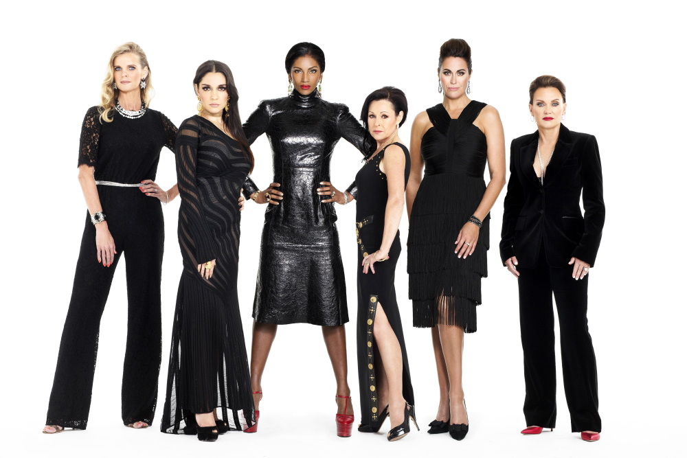 The Real Housewives of New Zealand  Image - Foxtel