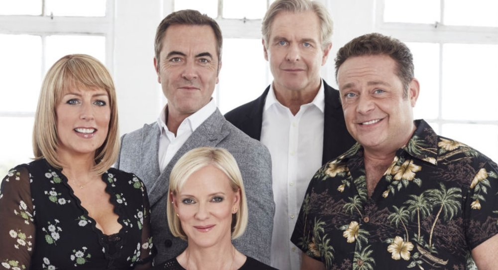 The Cast of Cold Feet in 2016 Image - digitalspy.uk
