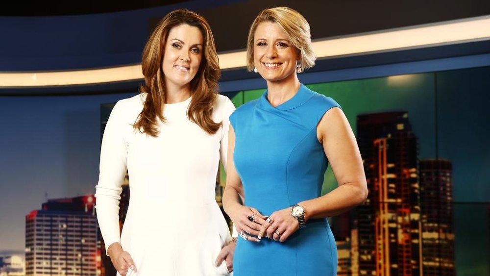 Peta Credlin and Kristina Keneally  image source -  News Corp