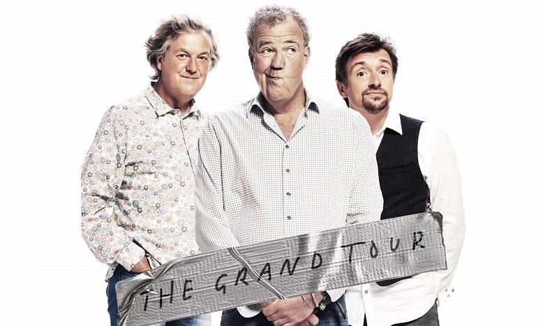 James May, Jeremy Clarkson, and Richard Hammond image - Amazon