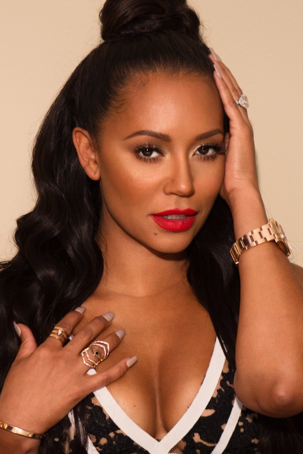 Mel B  image - supplied/Seven
