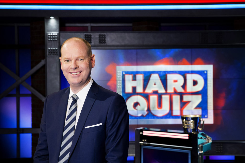 Hard Quiz with Tom Gleeson  Image - ABC